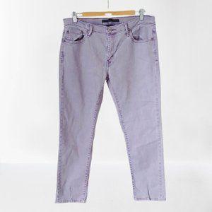 Levi's Mid rise Boyfriend Jeans Light Purple Sz 10